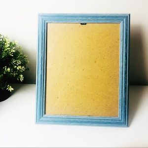 Blue Distressed Style Frame for 20cm x 25cm Photo